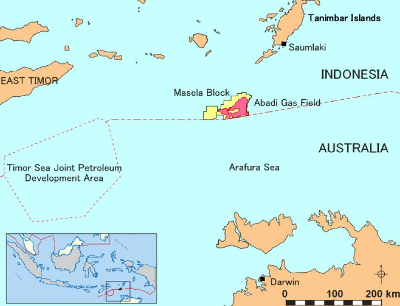 shell plans usd 20 bln investment in indonesias masela block