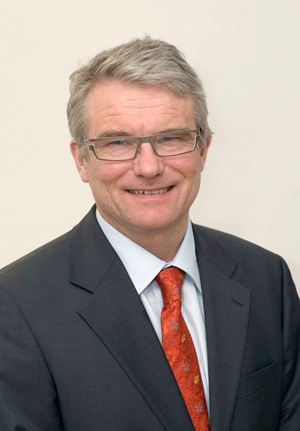Senior vice president for the Europe and Asia business cluster Torgeir Kydland